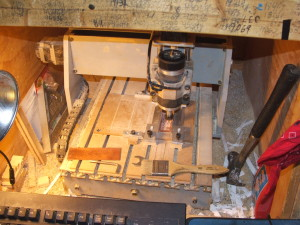 Cutting PCB