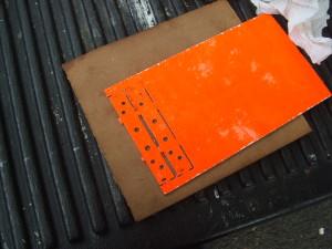 gotta Love that Road Warrior Reflective Orange! ;)